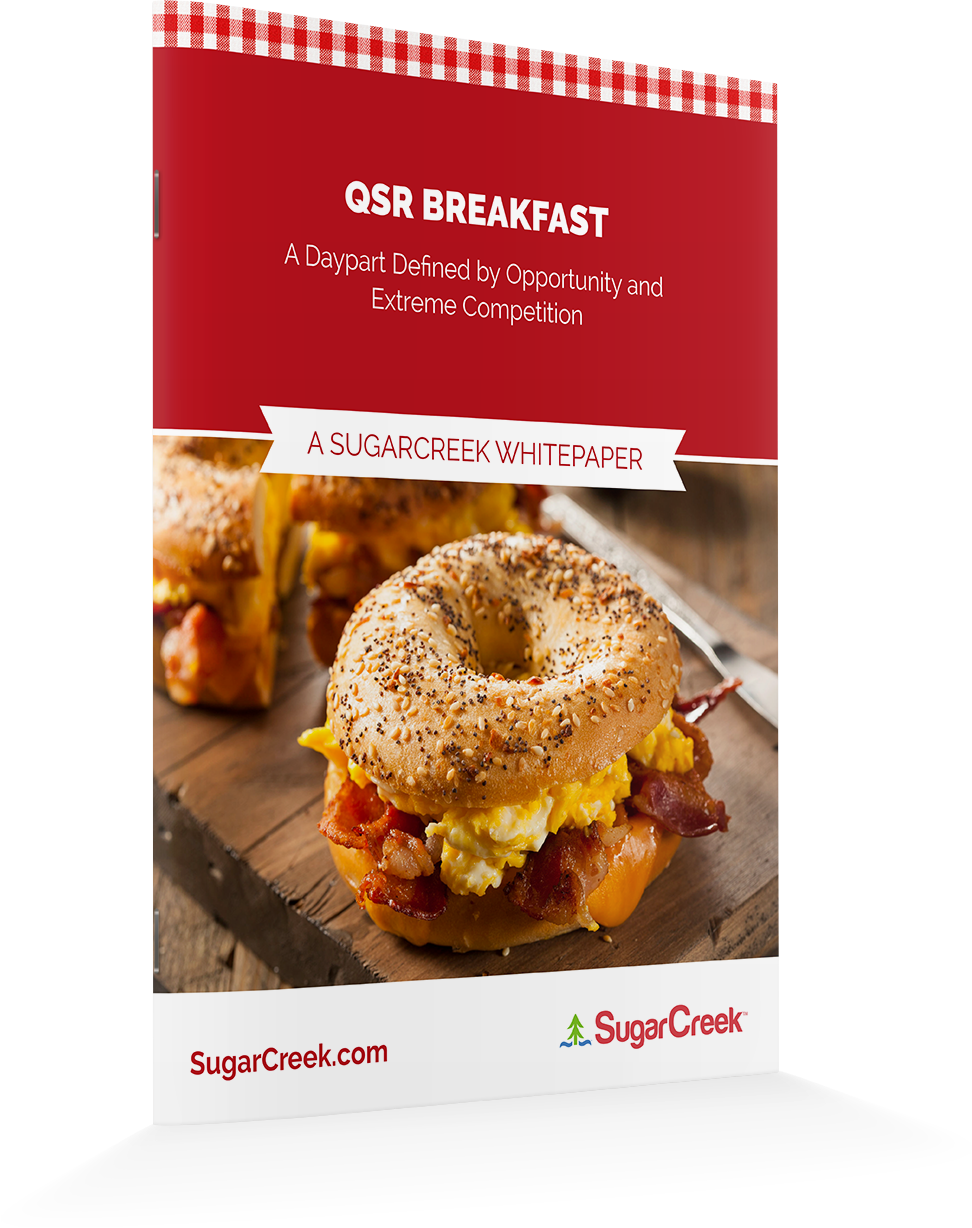 How QSR Companies Can Make the Most of Breakfast Opportunities to Win More Market Share Whitepaper