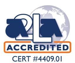 A2LA accredited symbol.4409.01-01