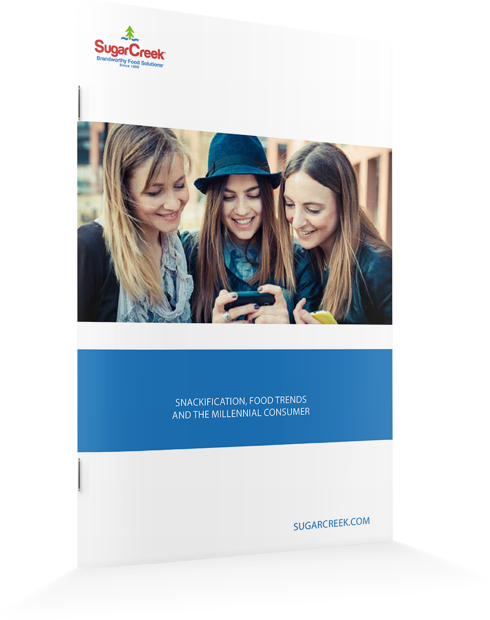 Whitepaper: Snackification, Food Trends and the Millennial Consumer